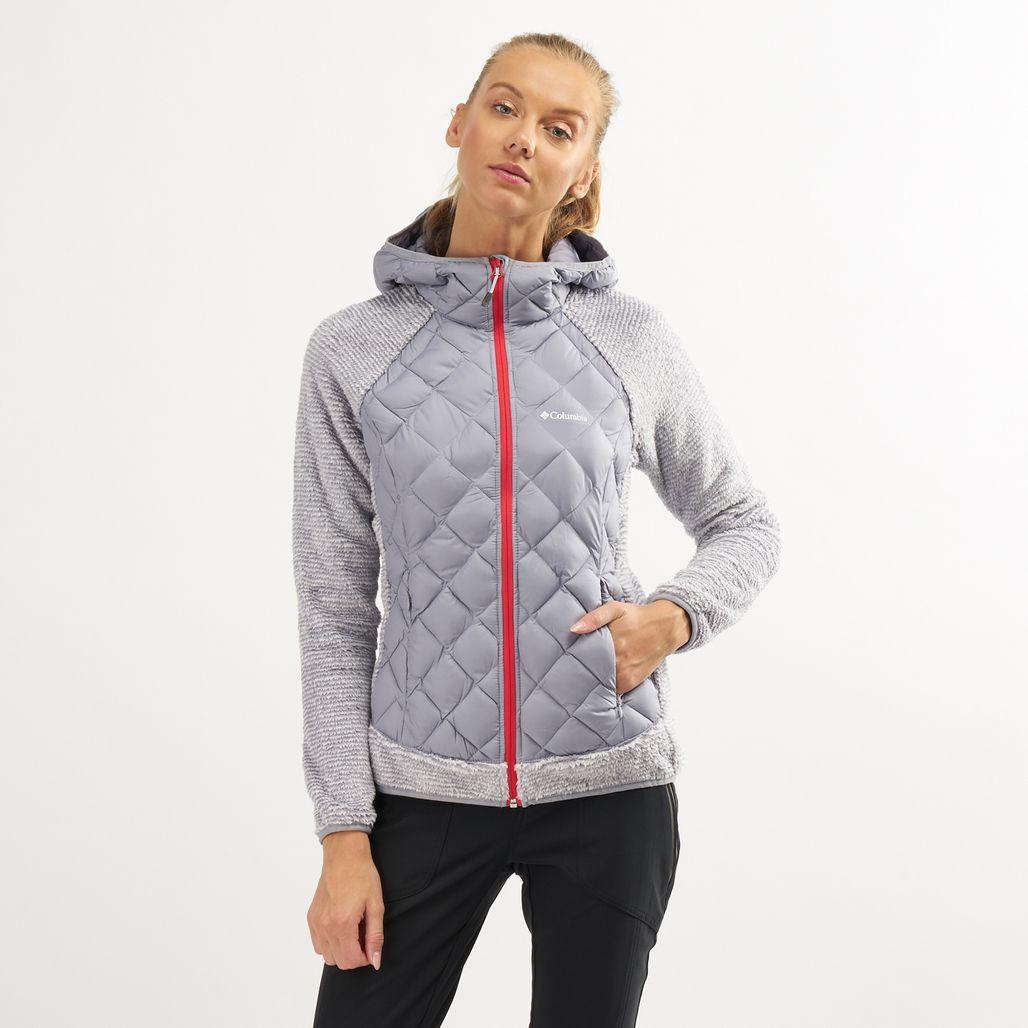 Columbia Women's Techy Hybrid™ Fleece Jacket