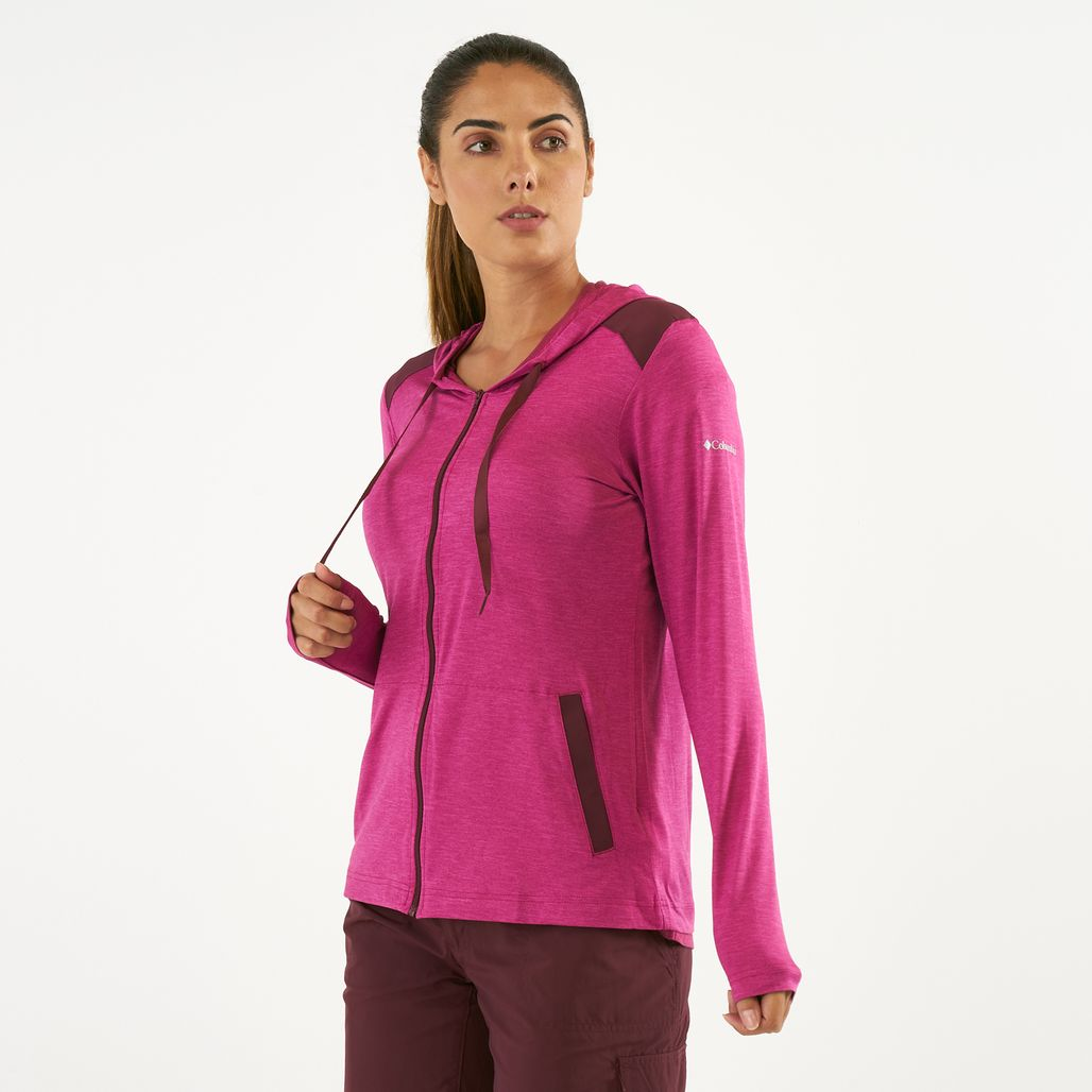 Columbia Women's Place To Place™ Full Zip Hoodie