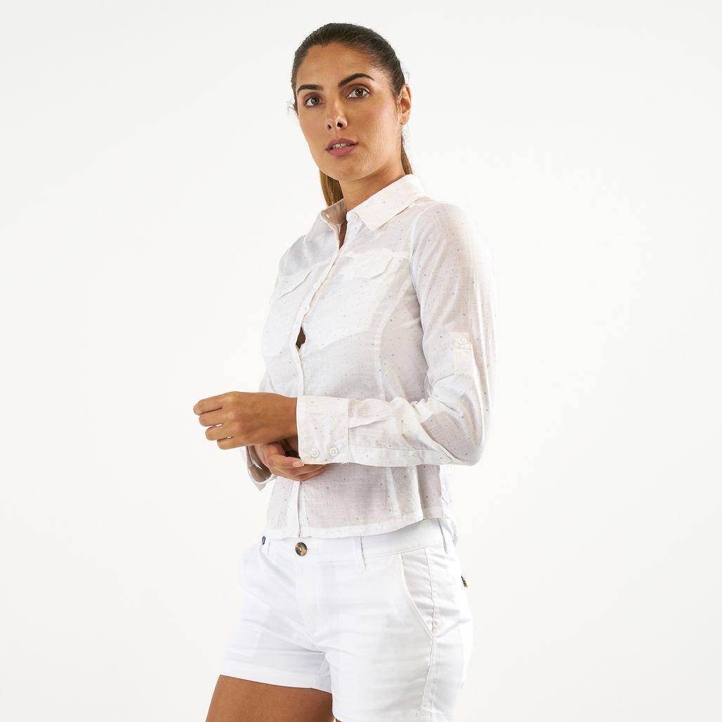 Columbia Women's Camp Henry™ Long Sleeved Shirt