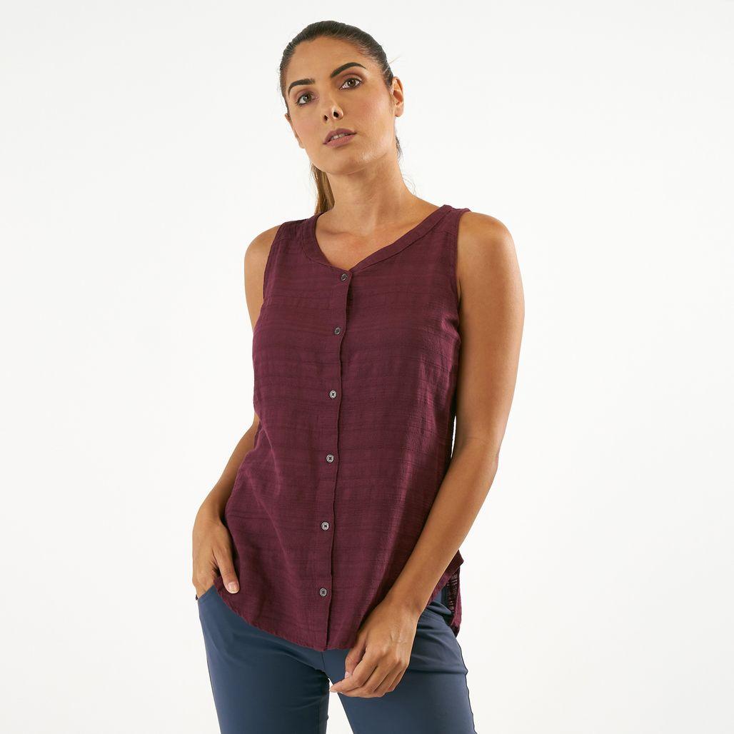 Columbia Women's Summer Ease Sleeveless Shirt