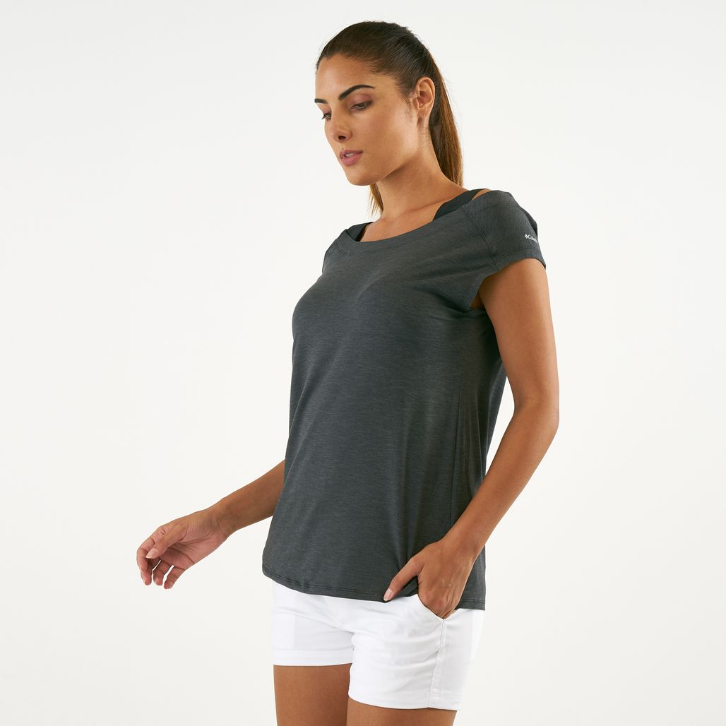 Columbia Women's Place To Place Shirt