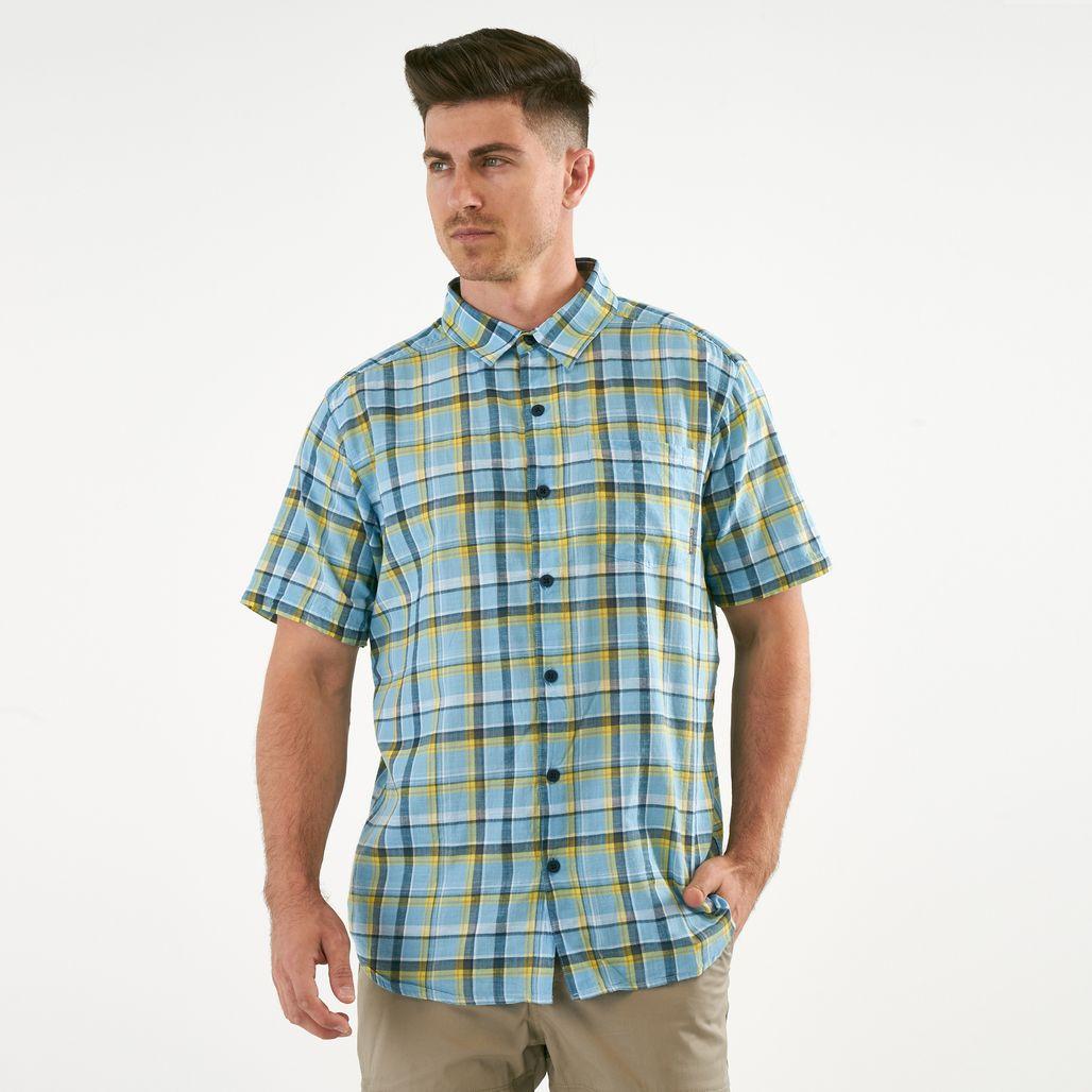 Columbia Men's Under Exposure™ Yarn Dye Short Sleeved Shirt