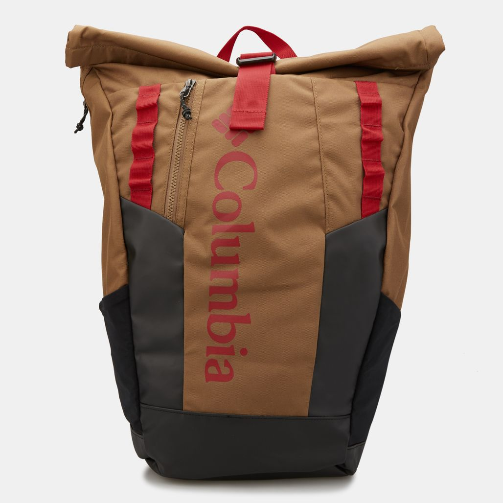 Columbia Convey™ 25L Rolltop Daypack - Red