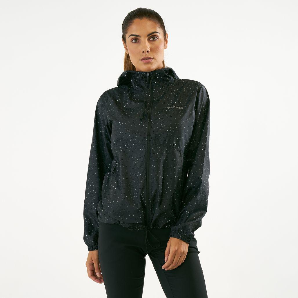 Columbia Women's Flash Forward™ Printed Windbreaker Jacket