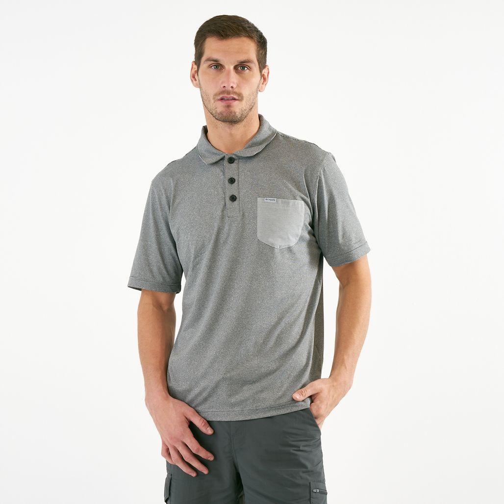 Columbia Men's Slack Tide Pocket Polo Shirt