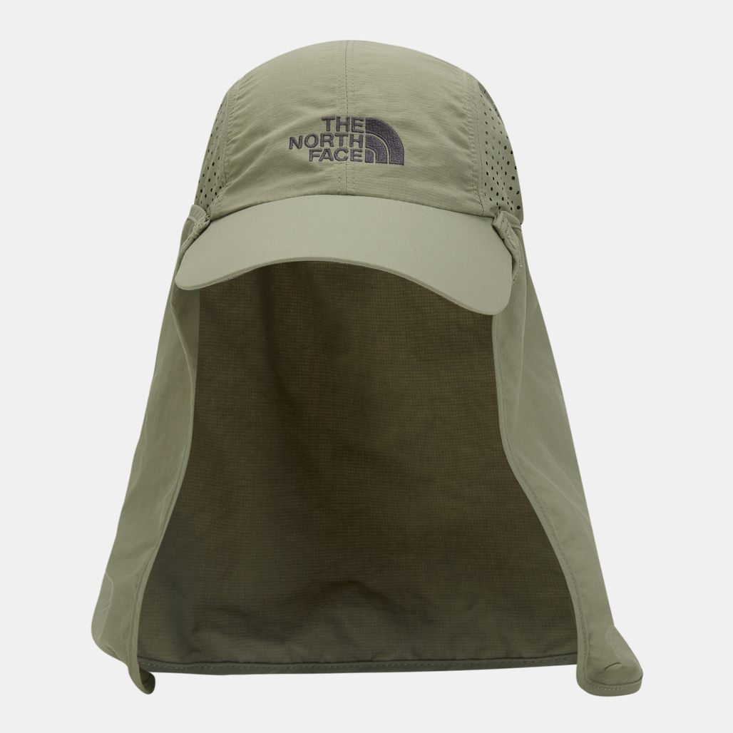 The North Face Sun Shield Ball Cap - Green
