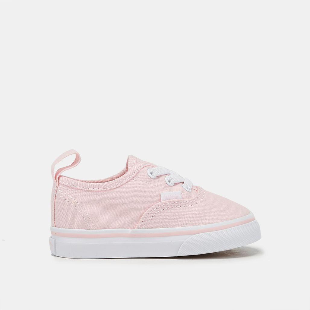 Vans Kids' Authentic Elastic Lace Shoe