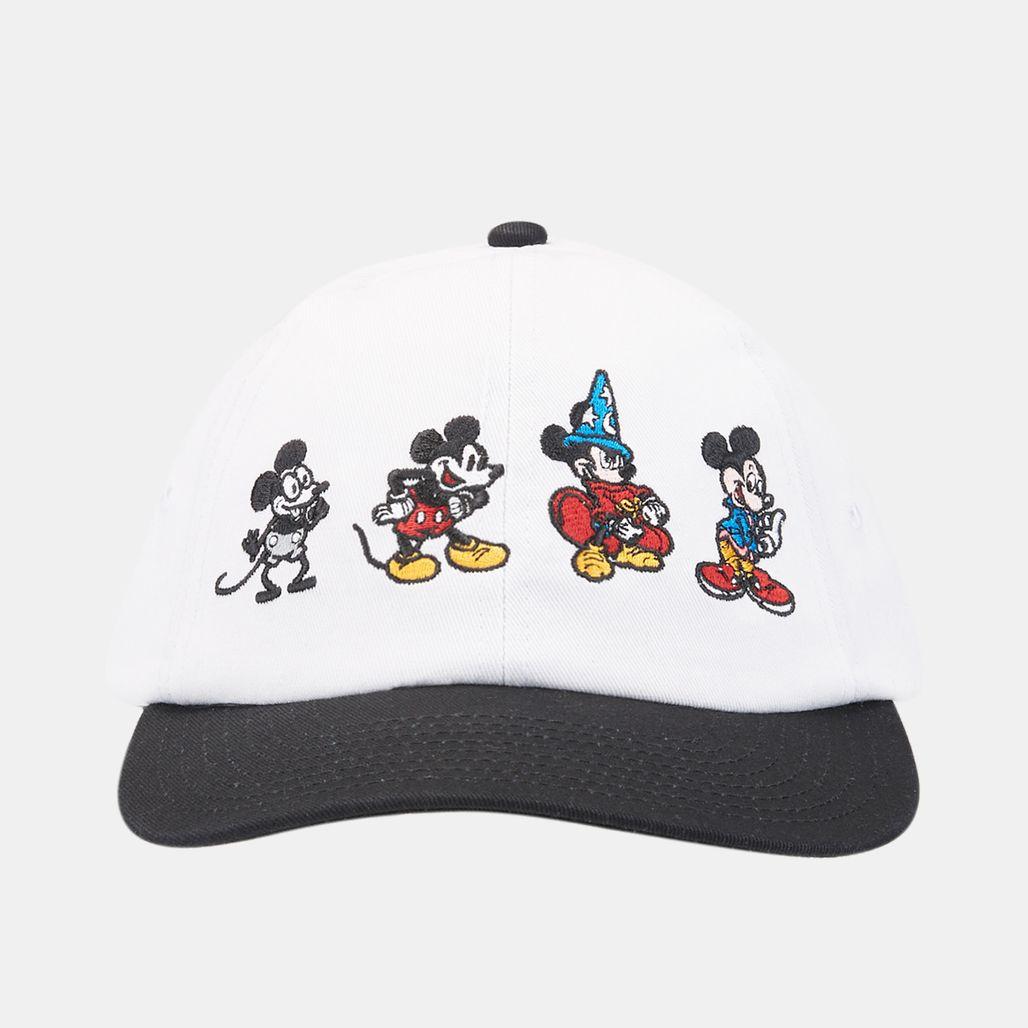 Vans x Disney Mickey Mouse 90th Jockey Hat - Multi
