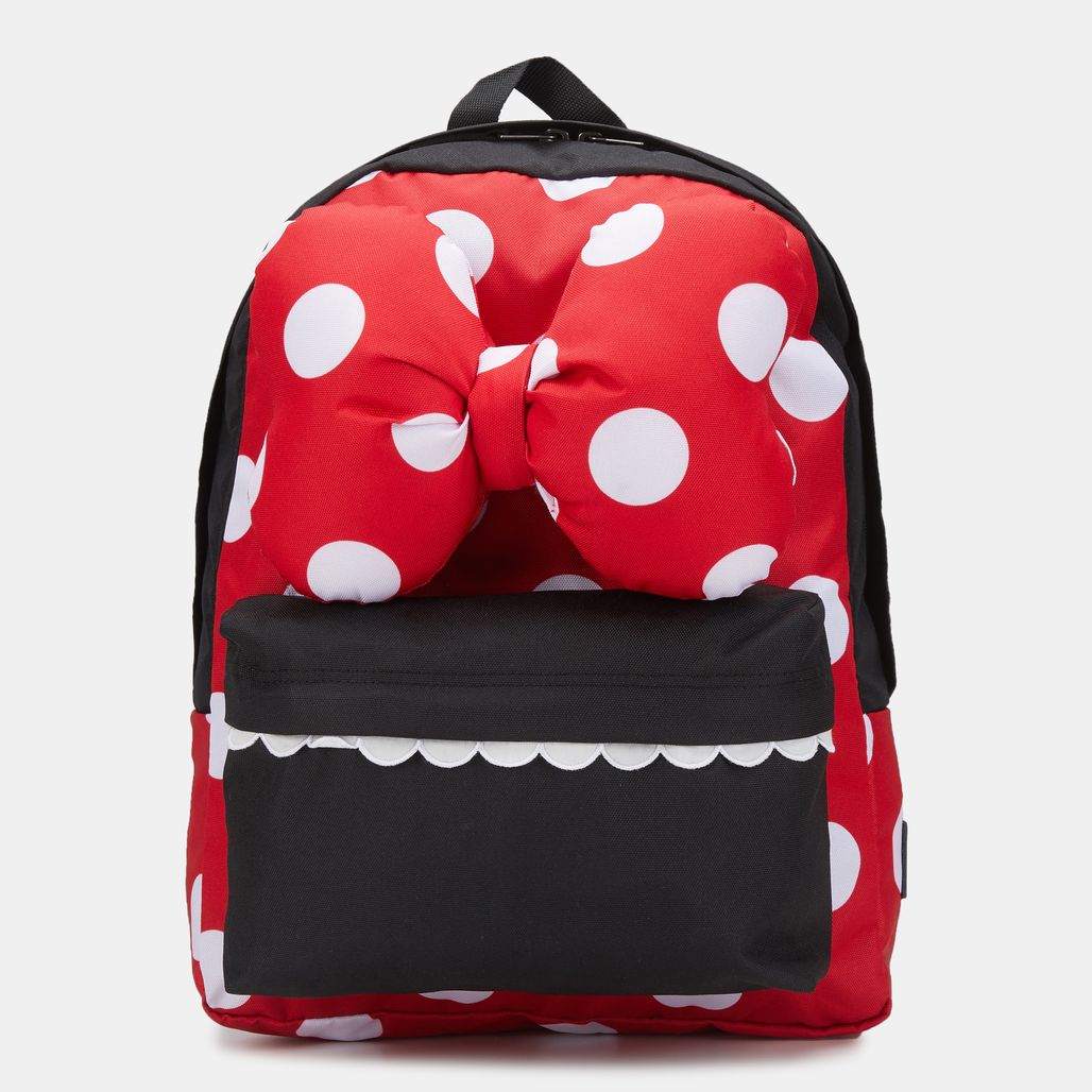 6bab584e0f7 Vans x Disney Mickey Mouse Realm Backpack - Red