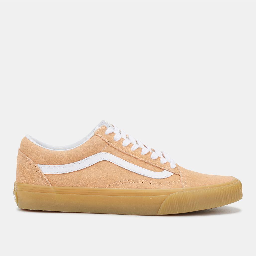 Vans Double Light Gum Old Skool Shoe