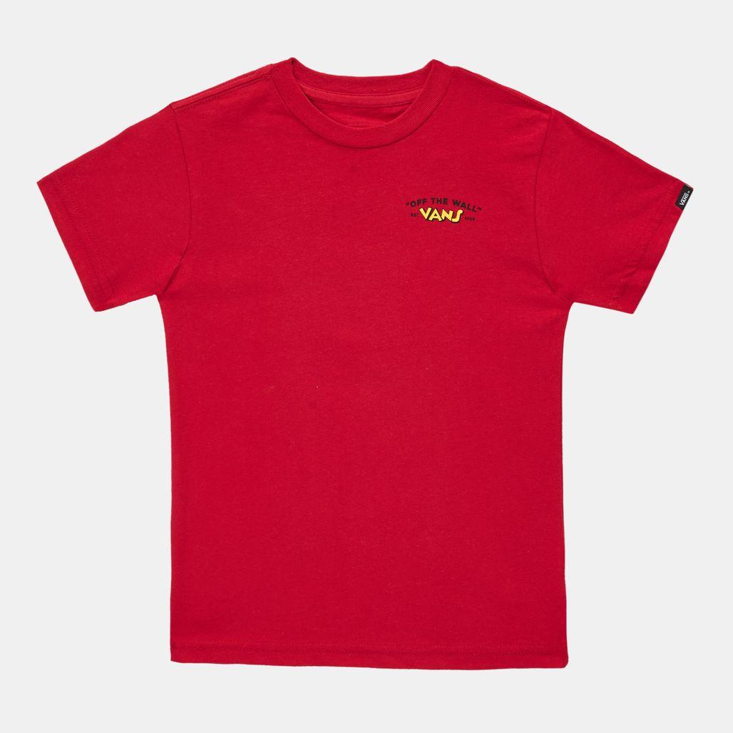 Vans Kids' x Disney Mickey Mouse 90th Classic T-Shirt