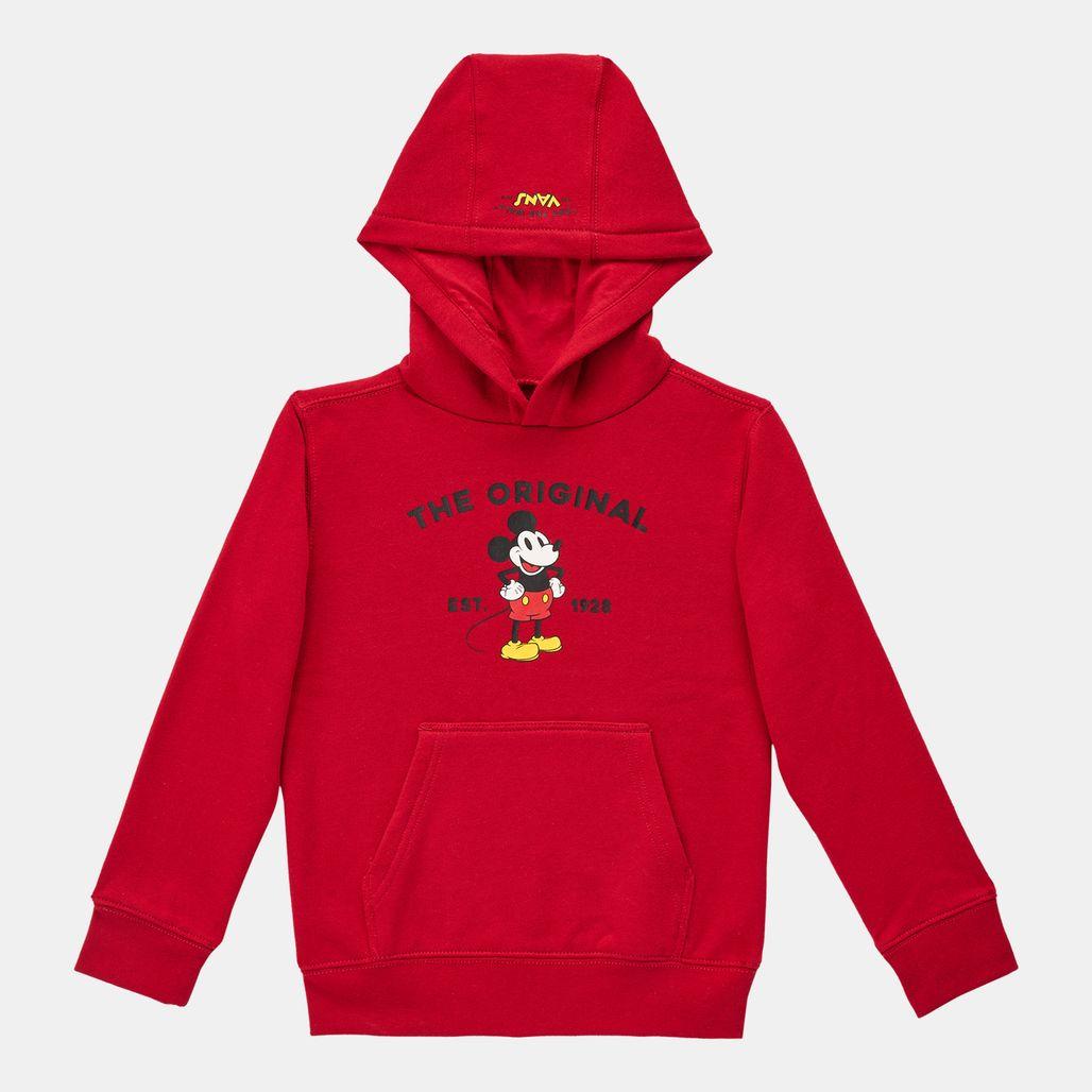 Vans Kids' x Disney Mickey Mouse 90th Classic Hoodie