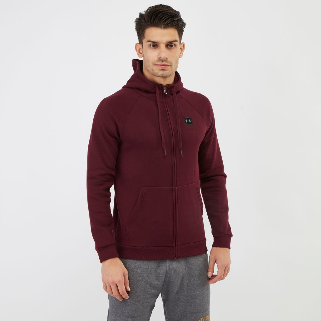 Under Armour Rival Fleece Full Zip Jacket