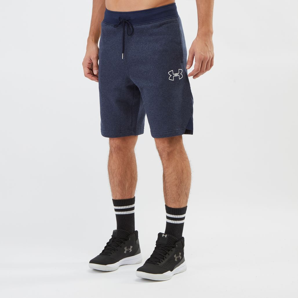 Under Armour Baseline Fleece Shorts