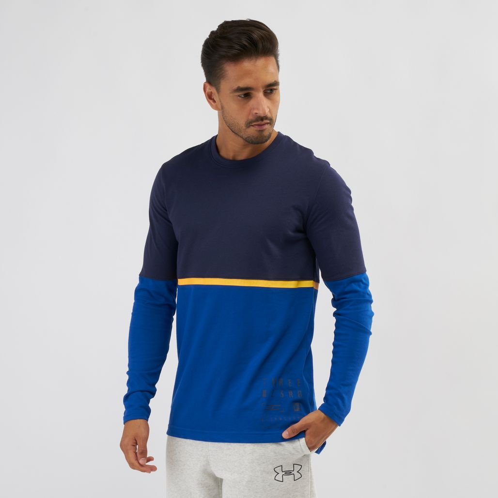 Under Armour SC30 Graphic Long Sleeve T-Shirt