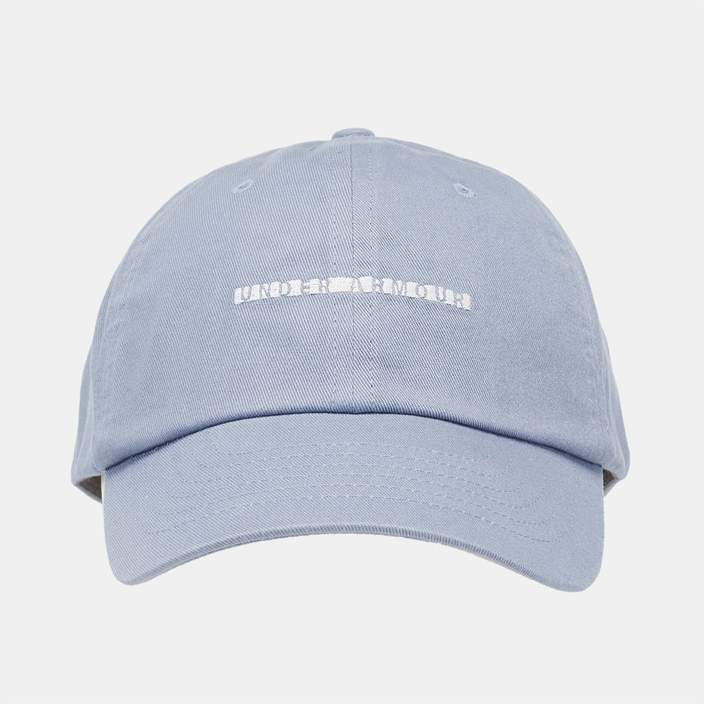 Under Armour Favourite Wordmark Cap - Blue