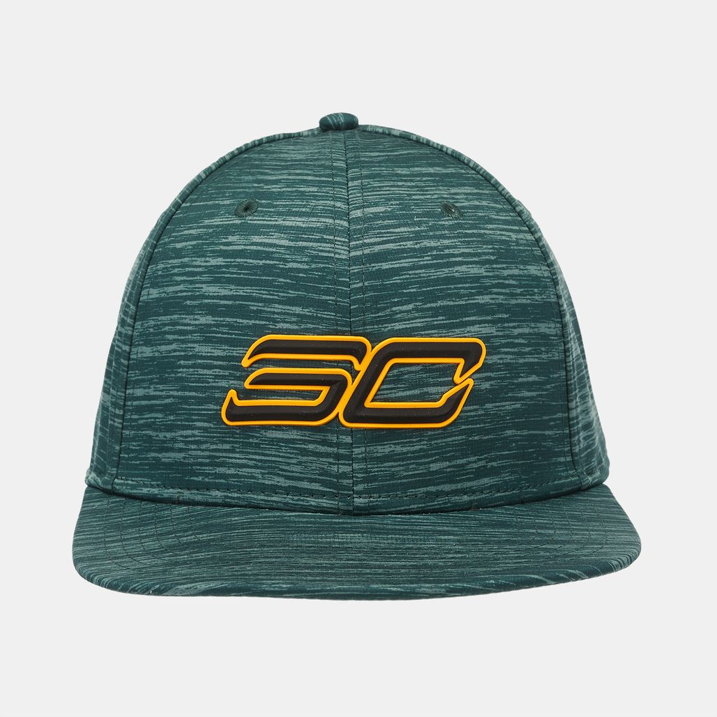 Under Armour SC30 Core Snapback Cap - Green