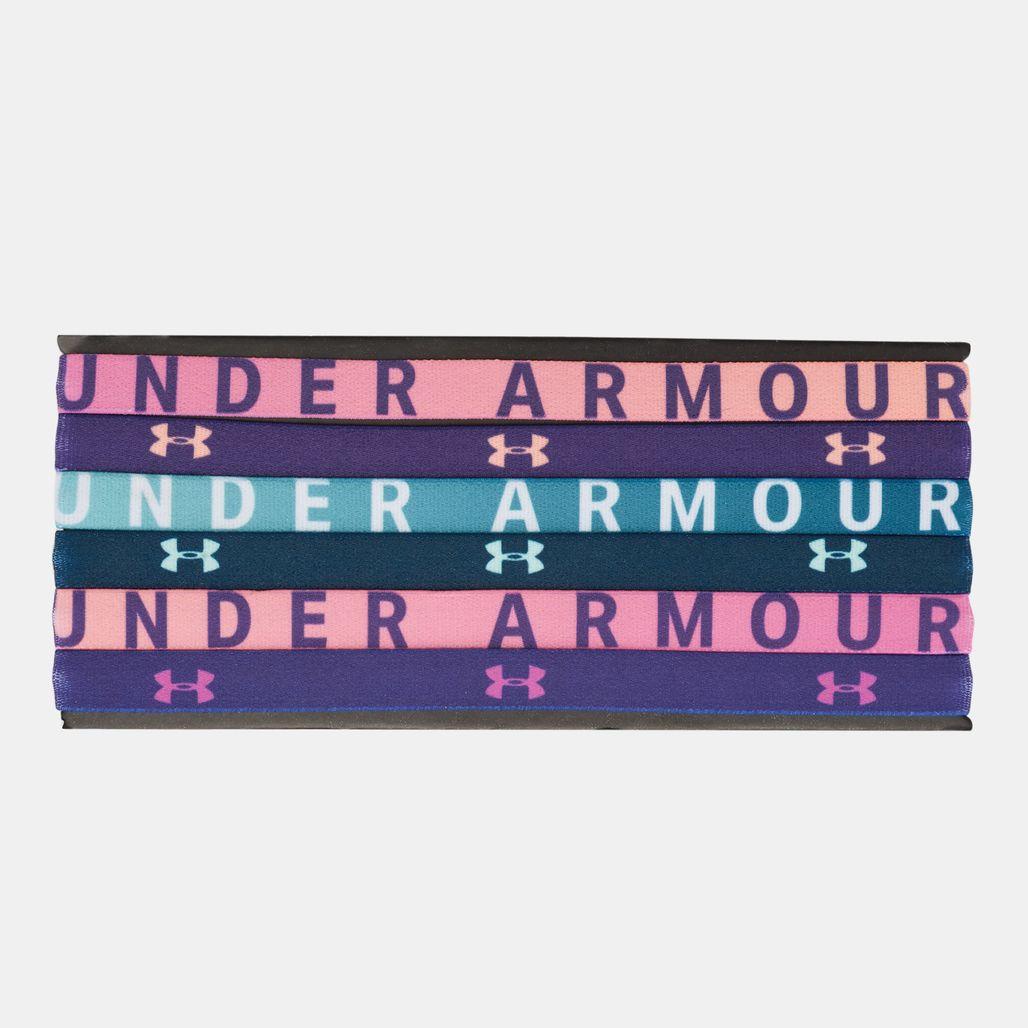 Under Armour Kids' Graphic Headband (6 Pack) - Multi