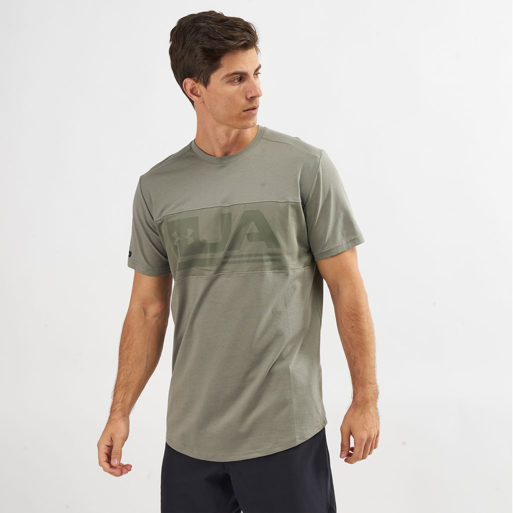Under Armour Graphic Mesh T-Shirt