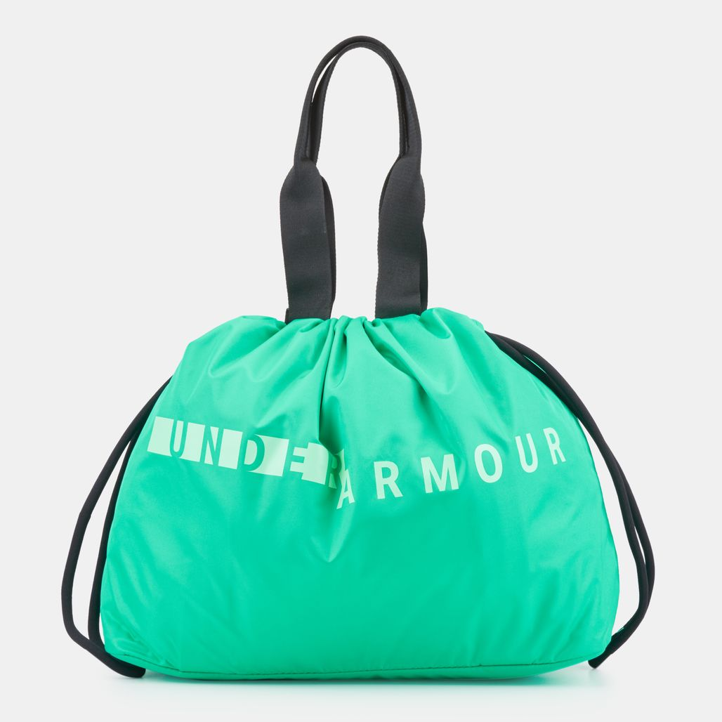 Under Armour Favorite Graphic Tote Bag - Green