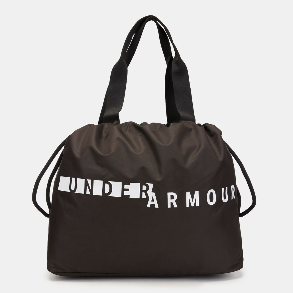 Under Armour Favorite Graphic Tote Bag - Black