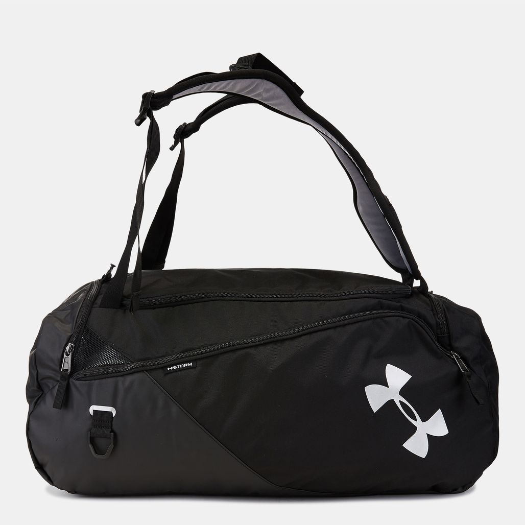 Under Armour Storm Contain 4.0 Backpack Duffle - Black