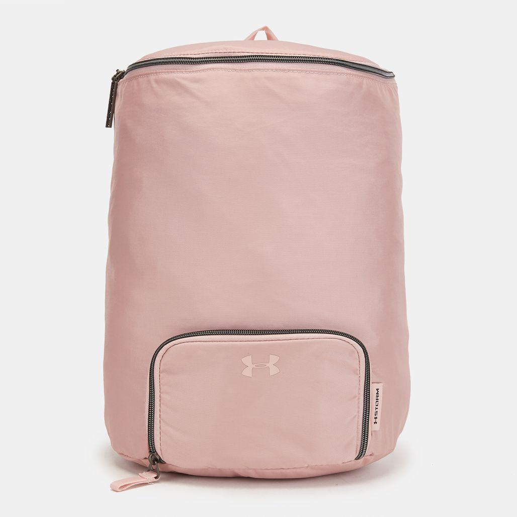 Under Armour Midi Backpack - Pink