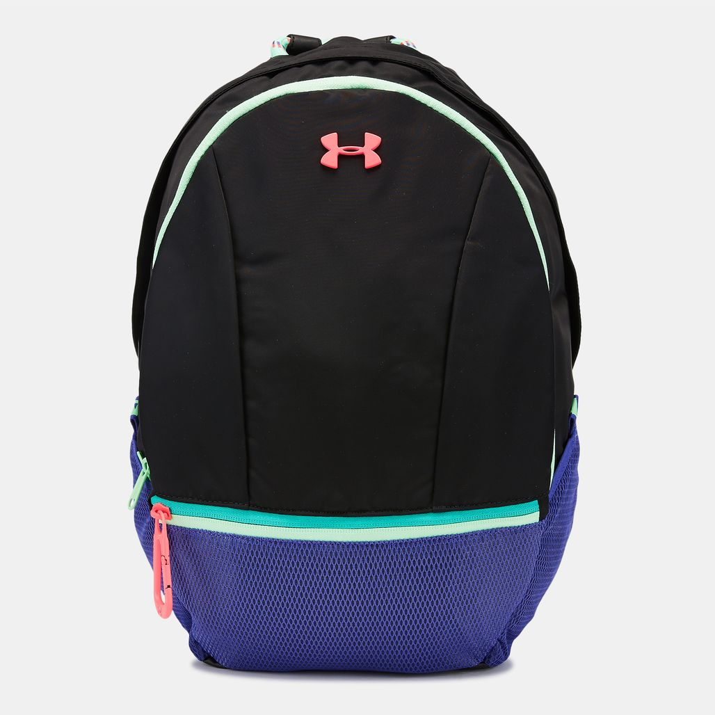 Under Armour Kids' Downtown Backpack - Black