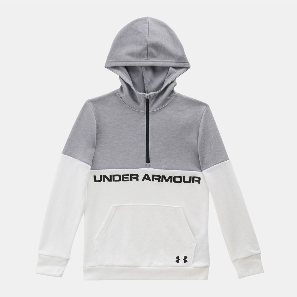 Under Armour Kids' Unstoppable Double Knit Hoodie