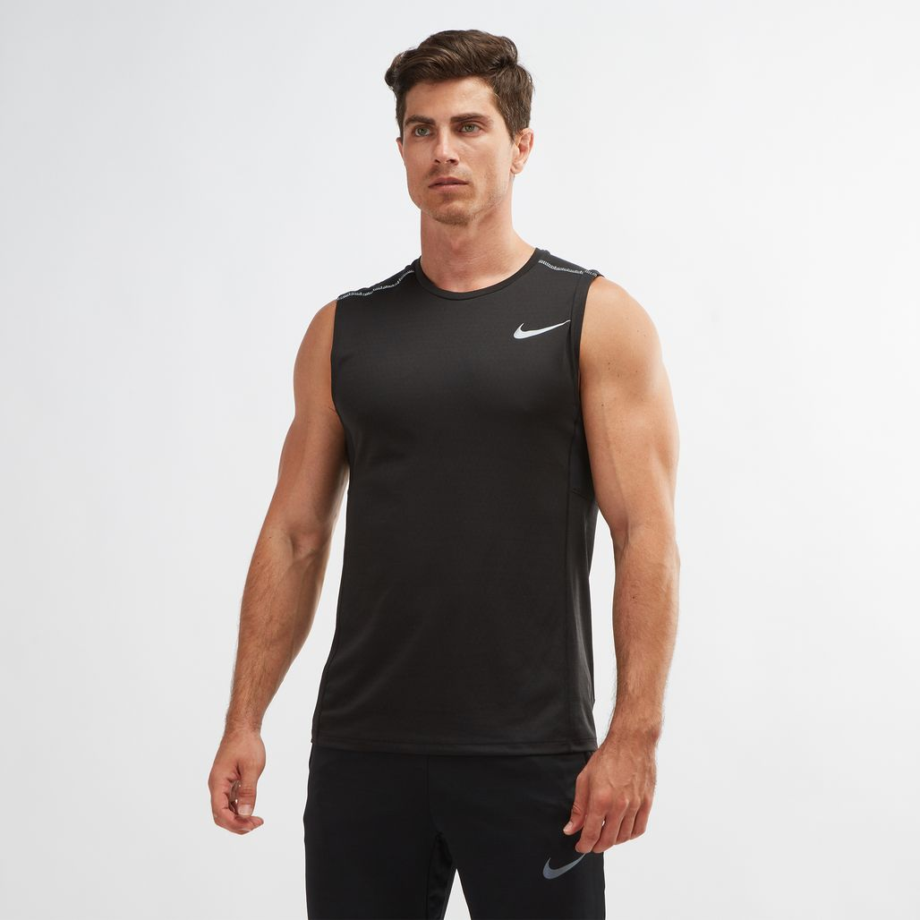 Nike Miler Tech Sleeveless Tank Top