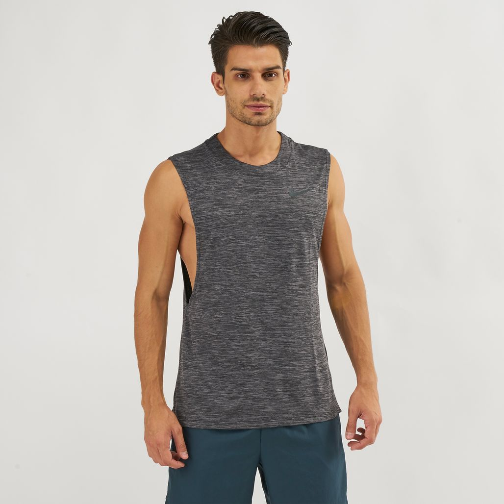 Nike Medalist Run Division Sleeveless T-Shirt