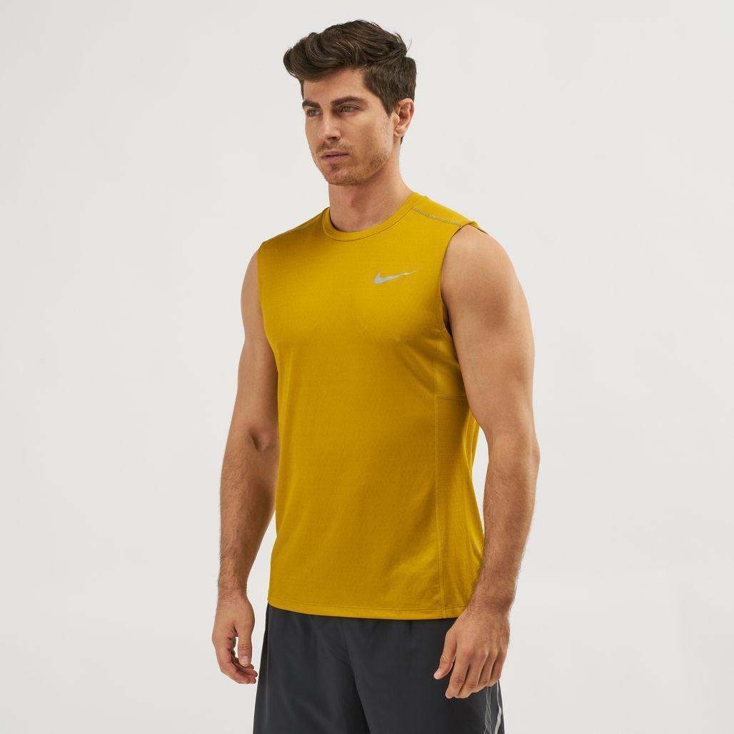 Nike Miler Tech Sleeveless T-Shirt