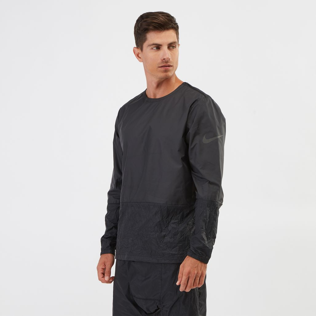 Nike Crew Running Jacket
