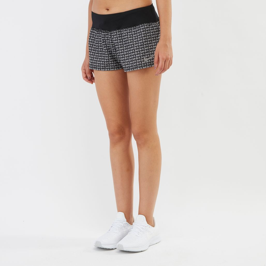 Nike Crew Just Do It Graphic Running Shorts