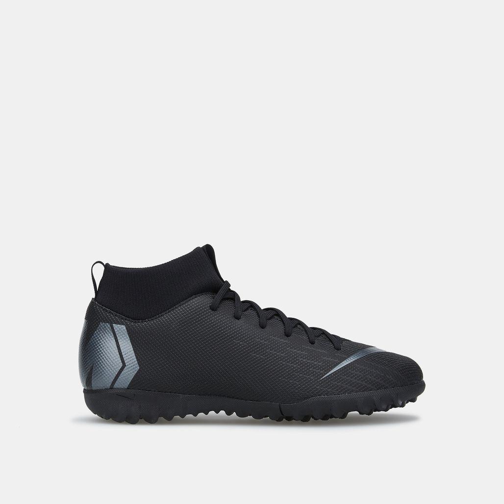 حذاء سوبرفلاي 6 اكاديمي لملاعب العشب الصناعي من نايك للاطفال
