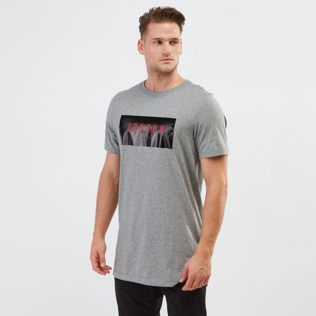 Jordan Sportswear Alt-Hem Foil T-Shirt