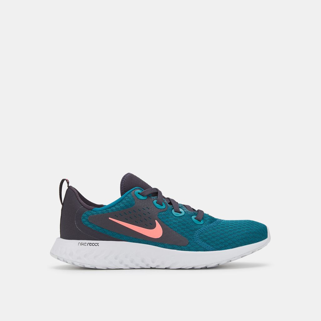Nike Kids' Rebel React Running Shoe (Grade School)