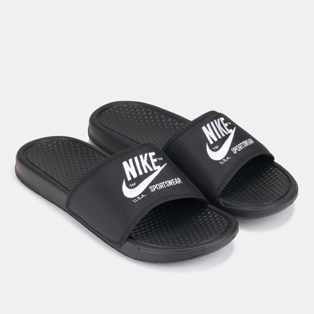 Nike Benassi Just Do It Textile SE Slides