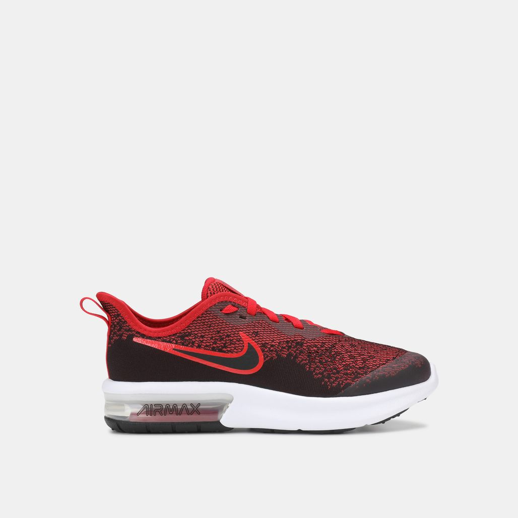 Nike Kids' Air Max Sequent 4 Shoe (Grade School Boys)