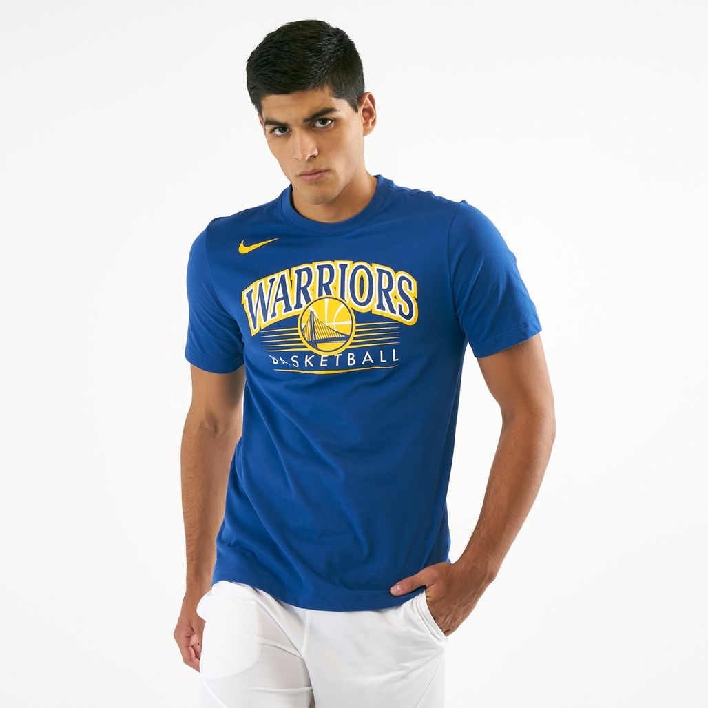 Nike Men's NBA Golden State Warriors Dri-FIT T-Shirt