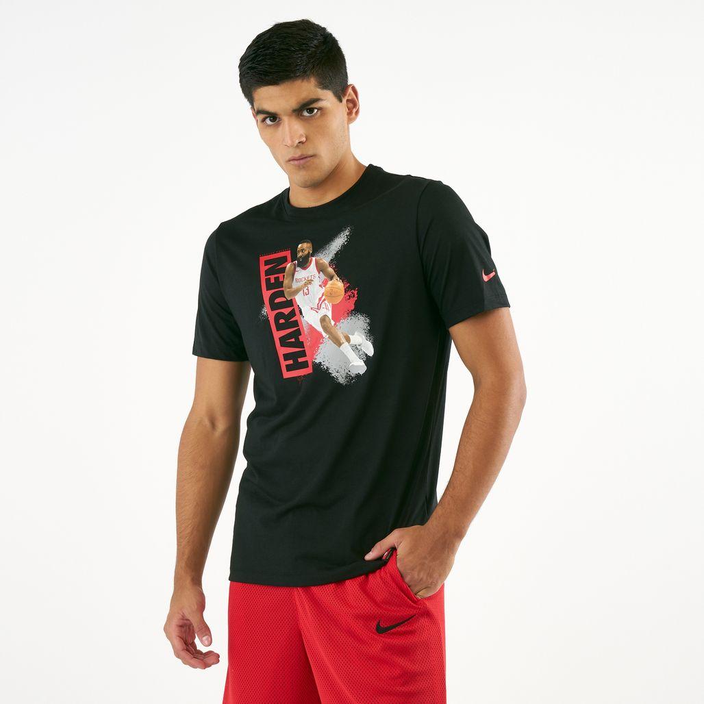 Nike Men's NBA Houston Rockets Dri-FIT T-Shirt
