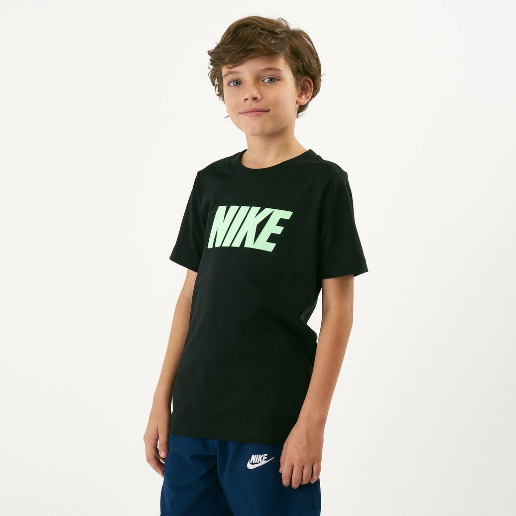Nike Kids' Sportswear Block T-Shirt (Older Kids)