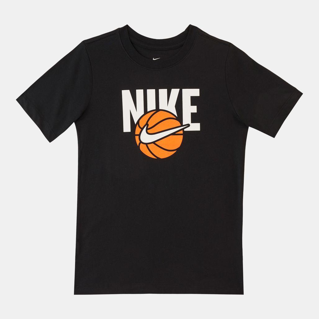 Nike Kids' Sportswear Basketball T-Shirt (Older Kids)