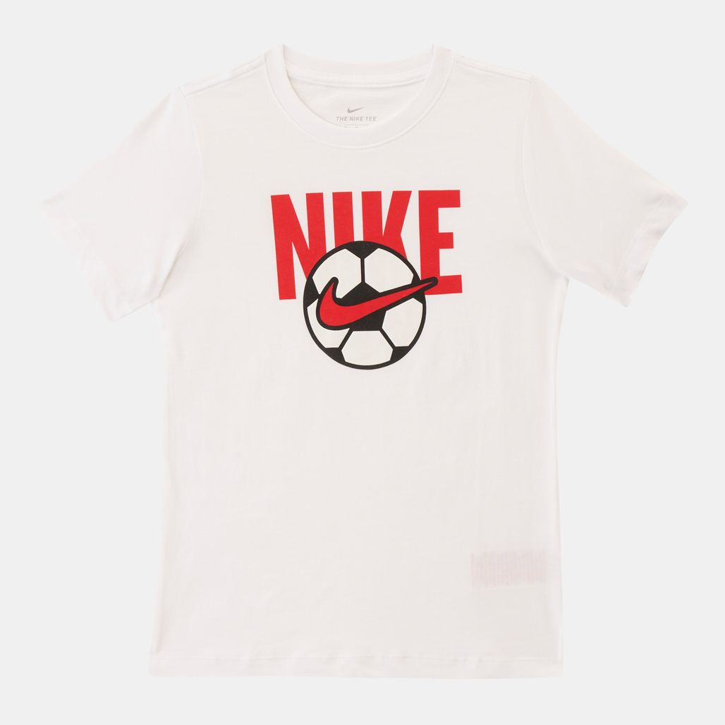 Nike Kids' Sportswear Soccer Ball T-Shirt (Older Kids)