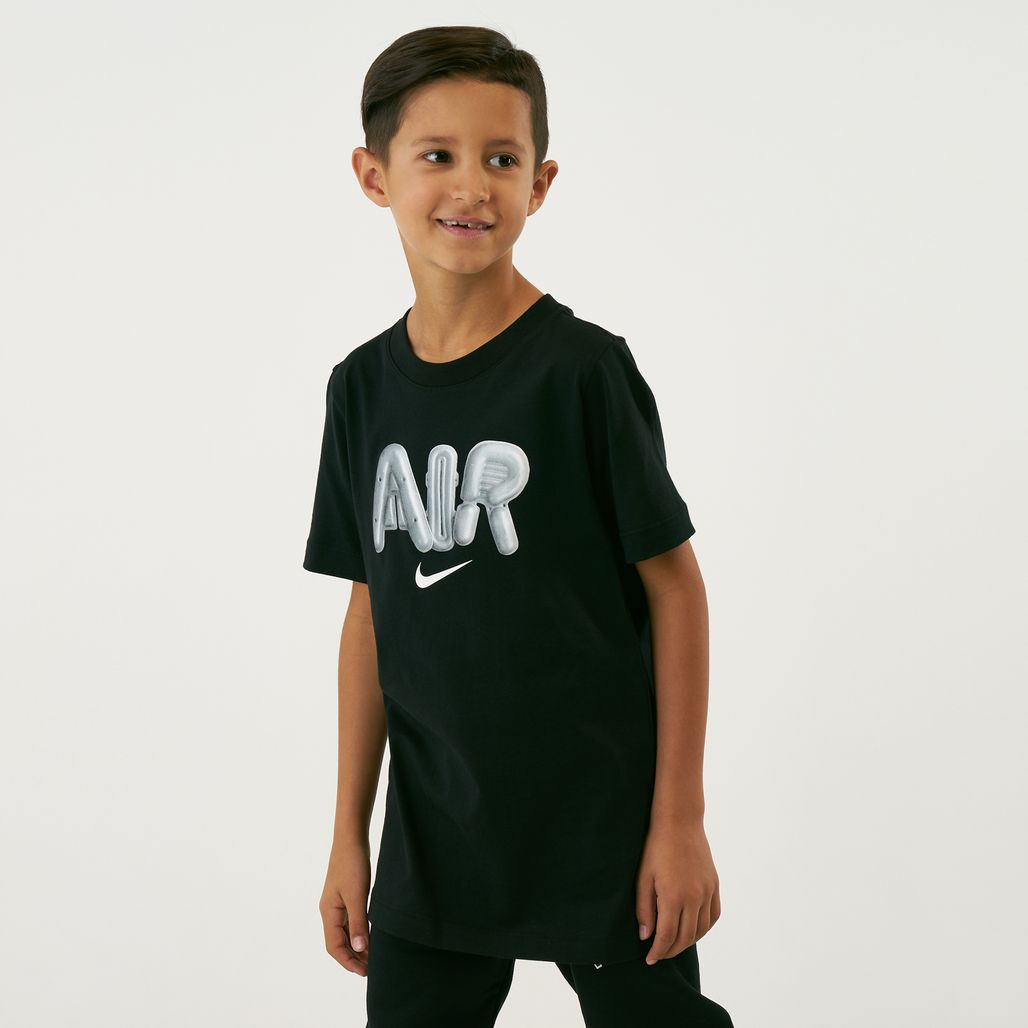 Nike Kids' Sportswear Air Bags T-Shirt (Older Kids)