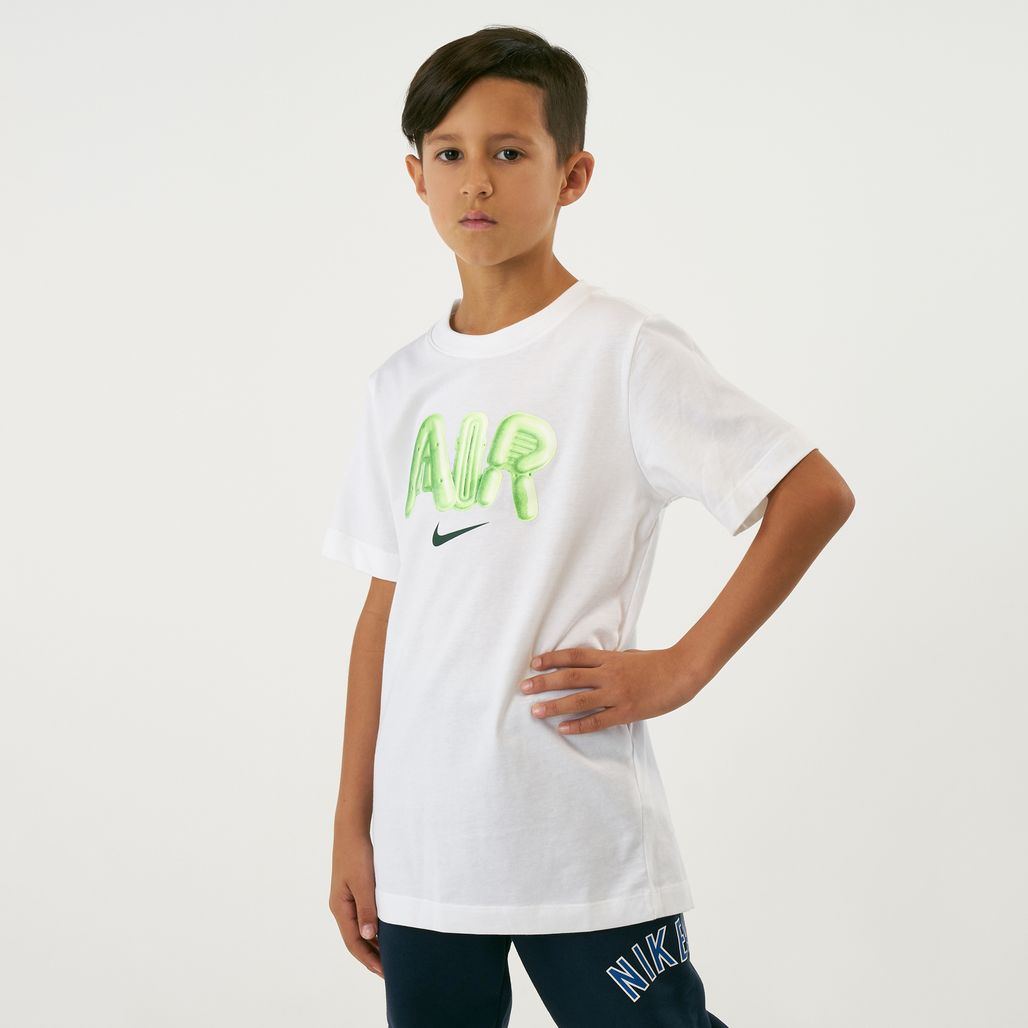 Nike Kids' Sportswear Air Bags T-Shirt (Older Kids)