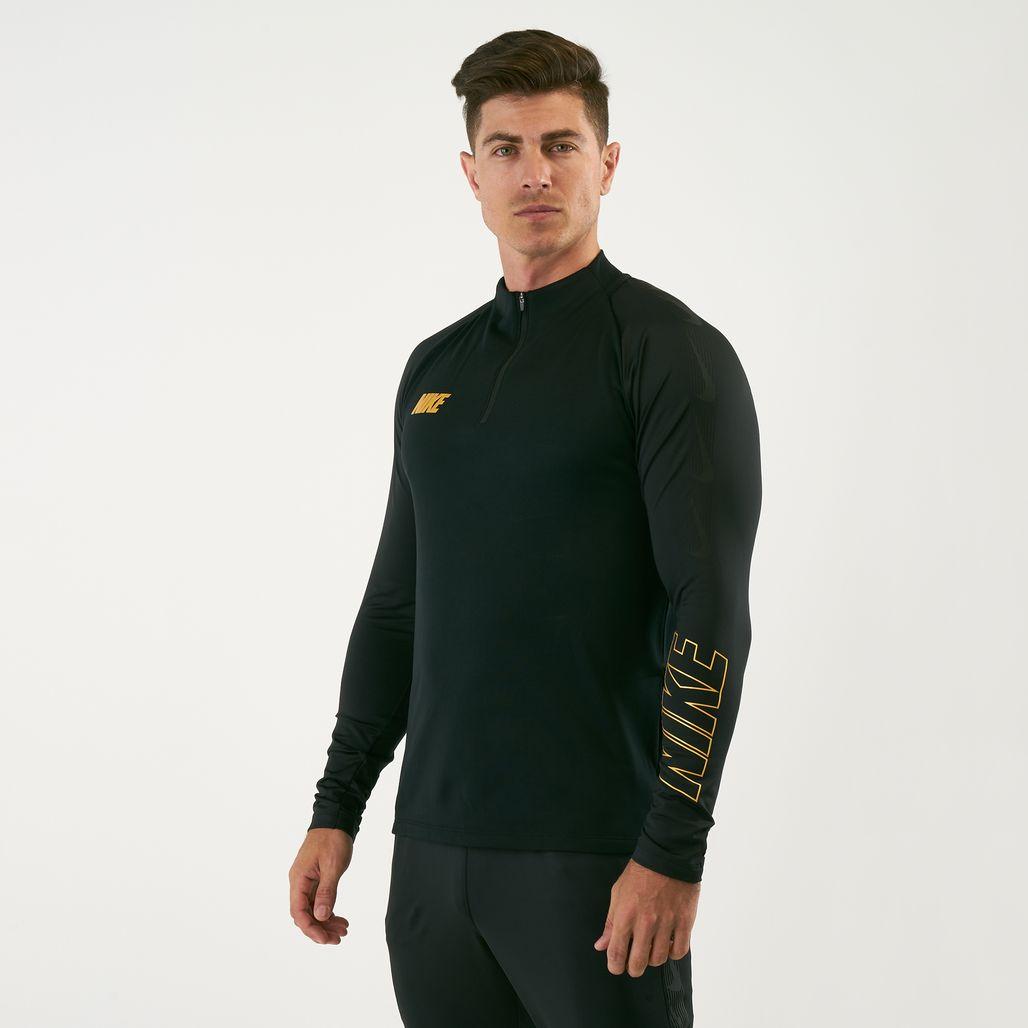 Nike Men's Dri-FIT Squad Football Drill T-Shirt
