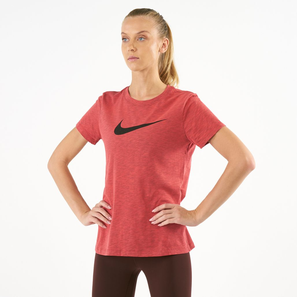 Nike Women's Dri-FIT DFC Crew T-Shirt