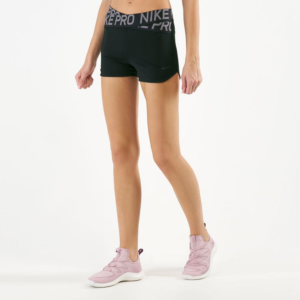Nike Women's Pro 8cm Intertwist Shorts