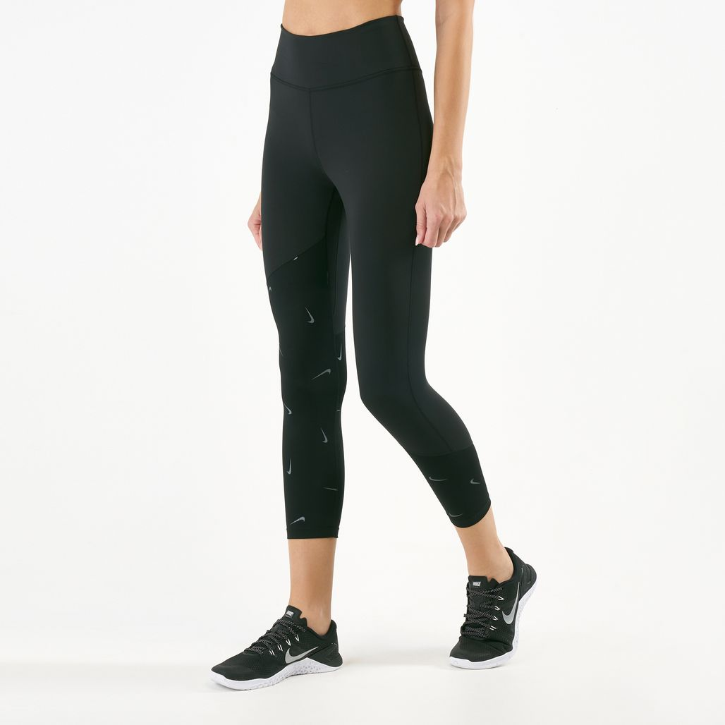 Nike Women's All-In-One Crop Leggings